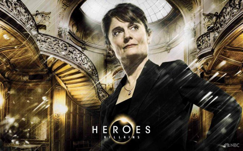 HEROES sci-fi drama thriller series superhero (66) wallpaper