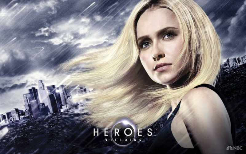 HEROES sci-fi drama thriller series superhero (72) wallpaper