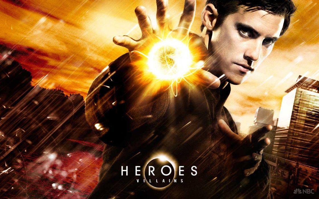 HEROES sci-fi drama thriller series superhero (71) wallpaper