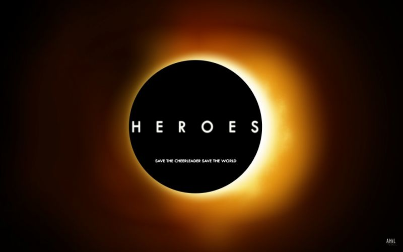 HEROES sci-fi drama thriller series superhero (81) wallpaper