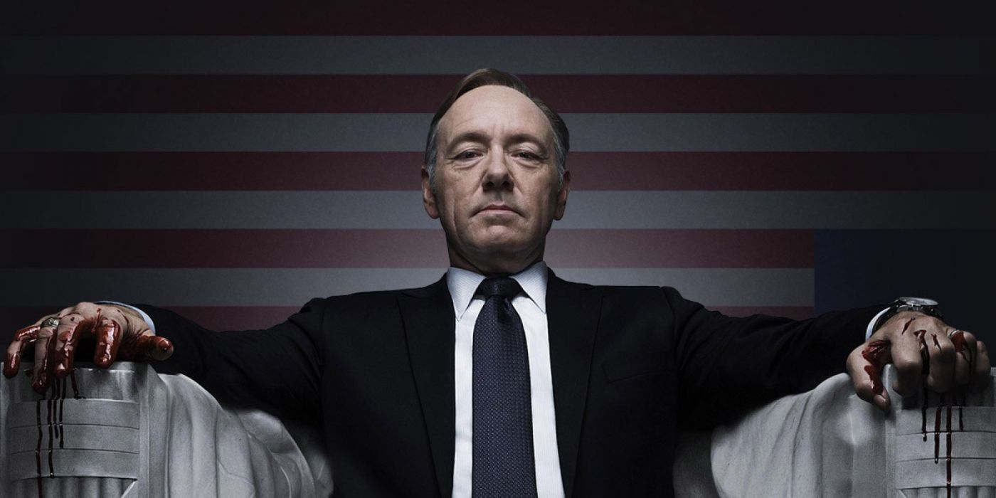 HOUSE OF CARDS political drama series (12) wallpaper