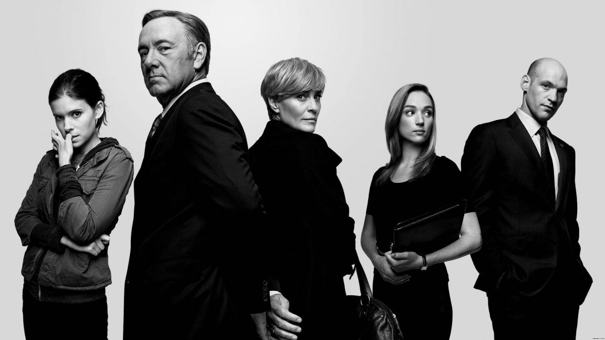 HOUSE OF CARDS political drama series (22) wallpaper