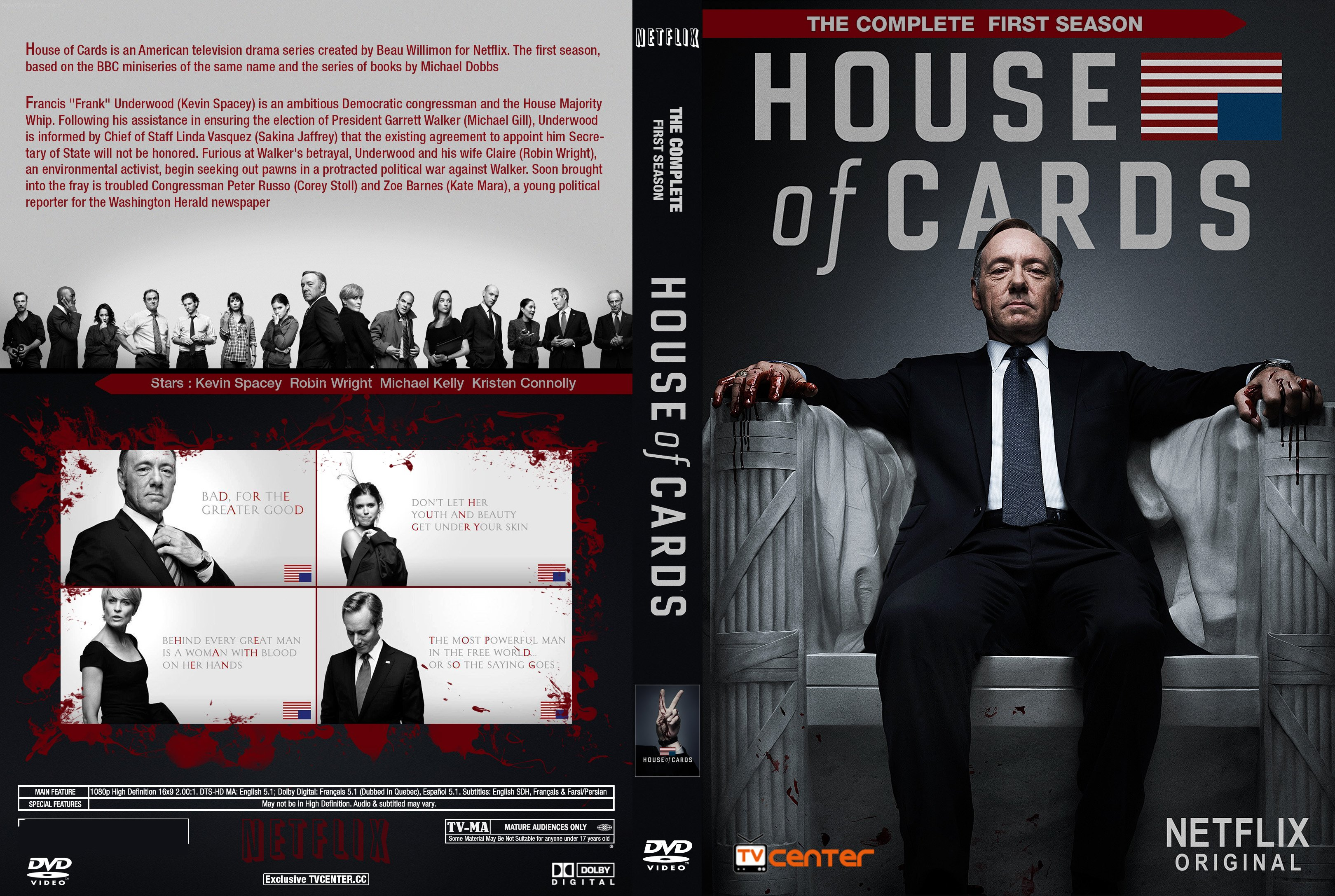 House Of Cards Political Drama Series 30 Wallpaper 3240x2175