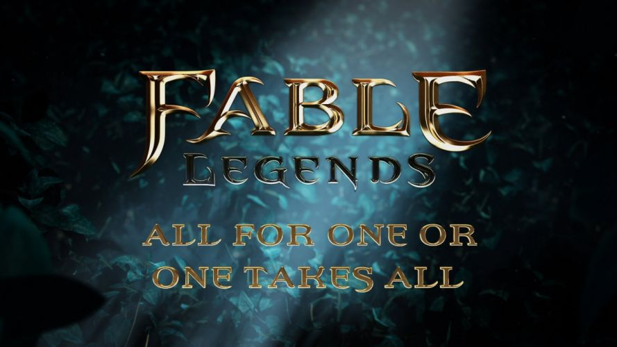 FABLE LEGENDS rpg fantasy adventure action fighting mmo online (5) wallpaper