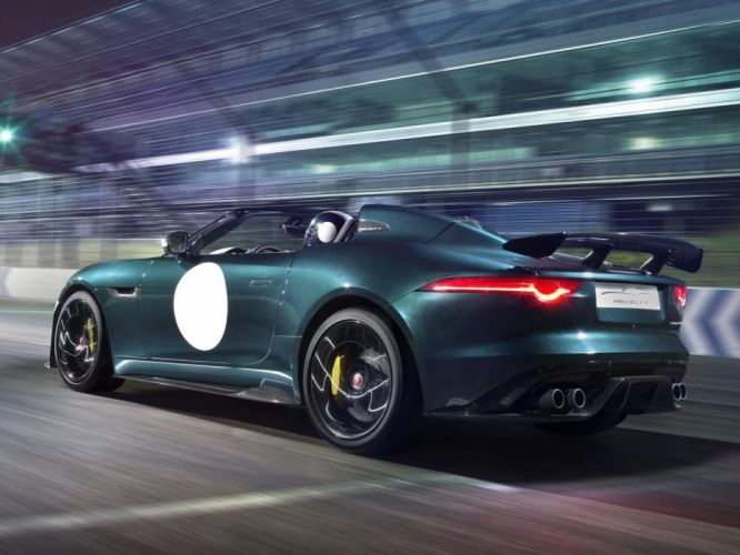 Jaguar-F-Type-Project-7 wallpaper