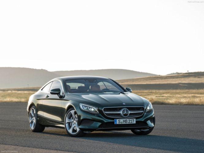 2014-Mercedes--S-Class-Coupe wallpaper