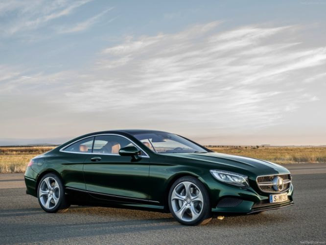2014-Mercedes--S-Class-Coupe wallpaper