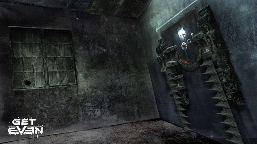 GET-EVEN shooter mystery thriller painkiller action get even warrior sci-fi horror (27) wallpaper