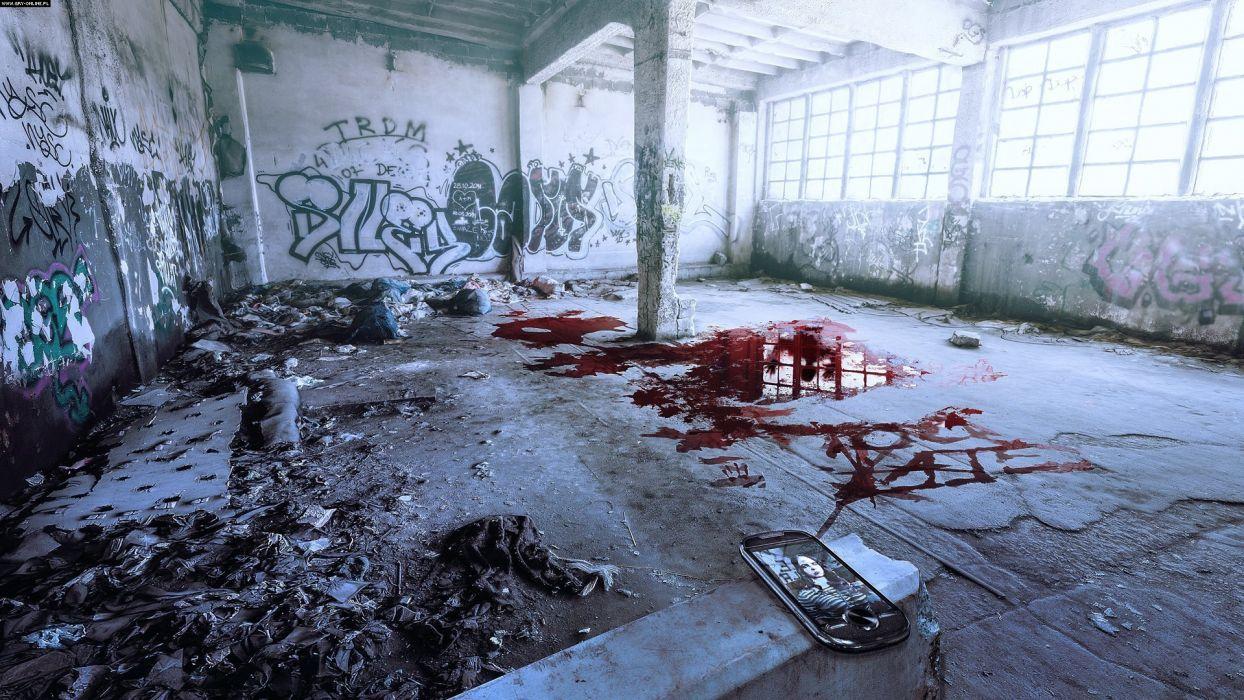 GET-EVEN shooter mystery thriller painkiller action get even warrior sci-fi horror (35) wallpaper