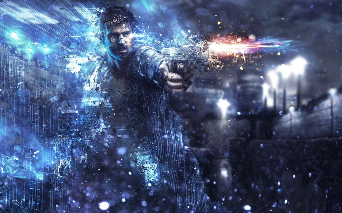 GET-EVEN shooter mystery thriller painkiller action get even warrior sci-fi horror (36) wallpaper