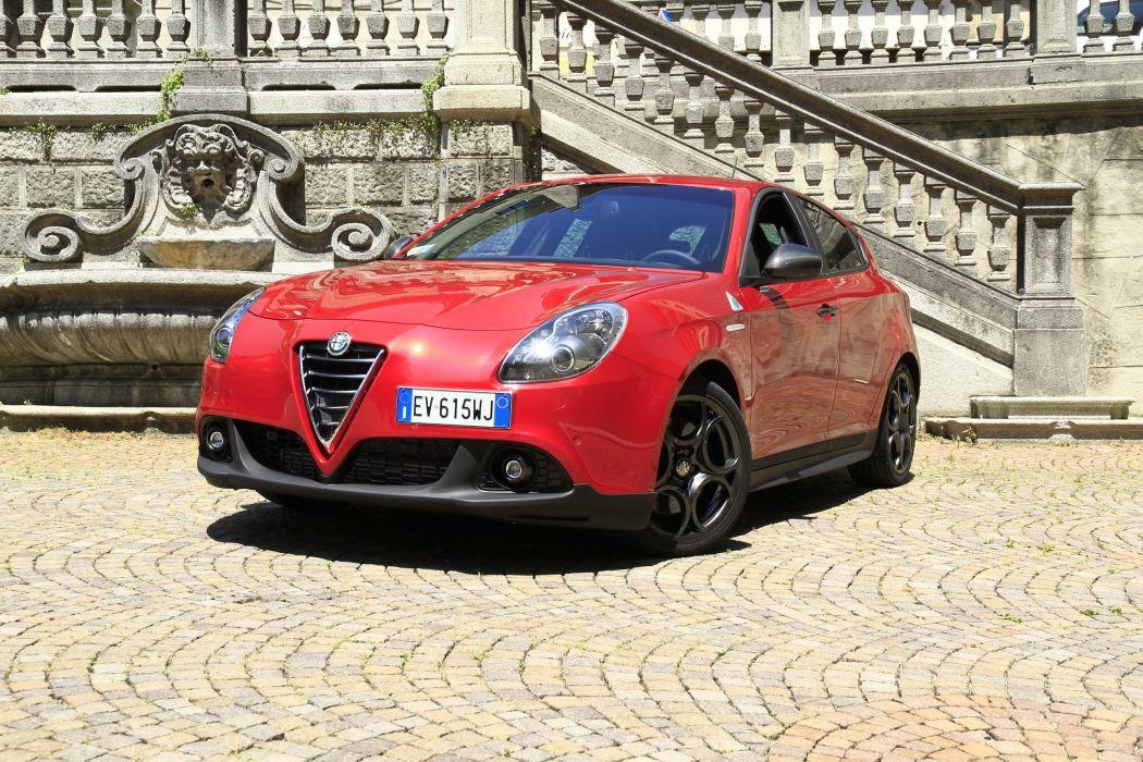 2014-Alfa-Romeo-Giulietta-QV wallpaper