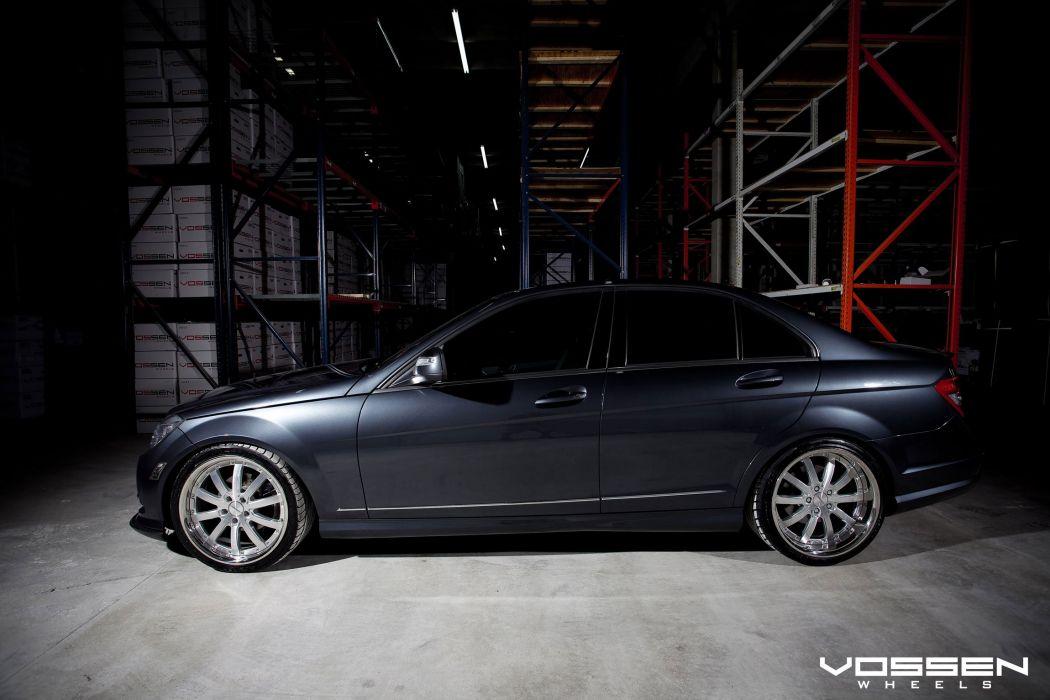 Mercedes-C-Class wallpaper