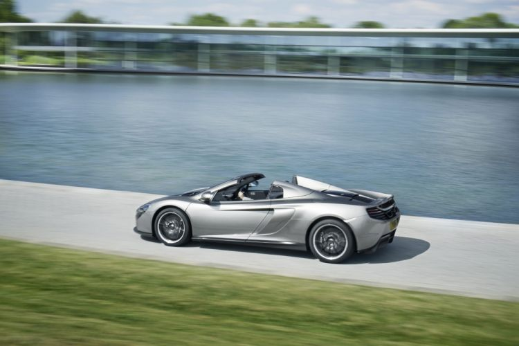 McLaren-650S-Spider-MSO wallpaper