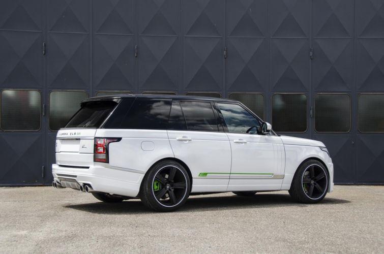 Range Rover-CLR-SR body-Lumma-Design-tuning wallpaper