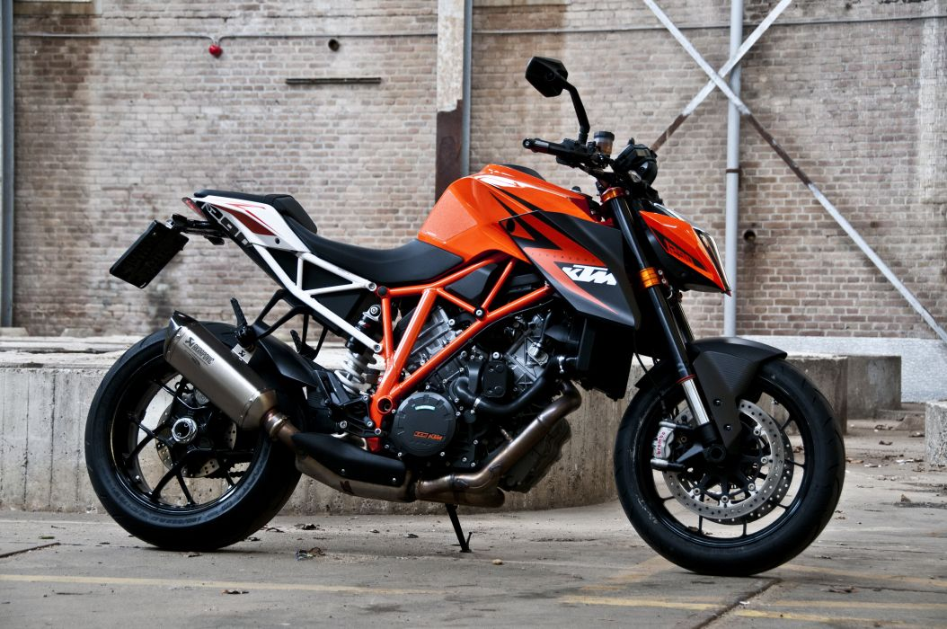 KTM 1290 Super Duke wallpaper
