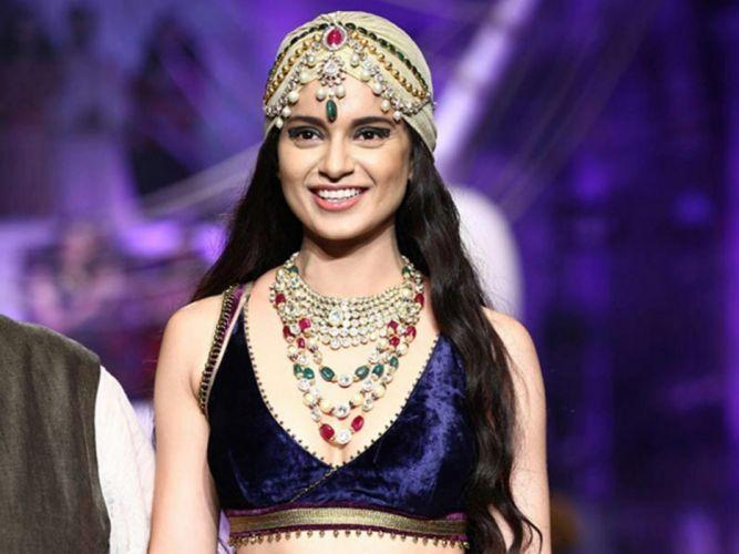 KANGANA RANAUT bollywood actress model babe (2) wallpaper