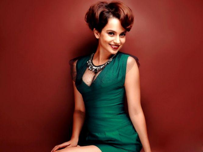 KANGANA RANAUT bollywood actress model babe (20) wallpaper