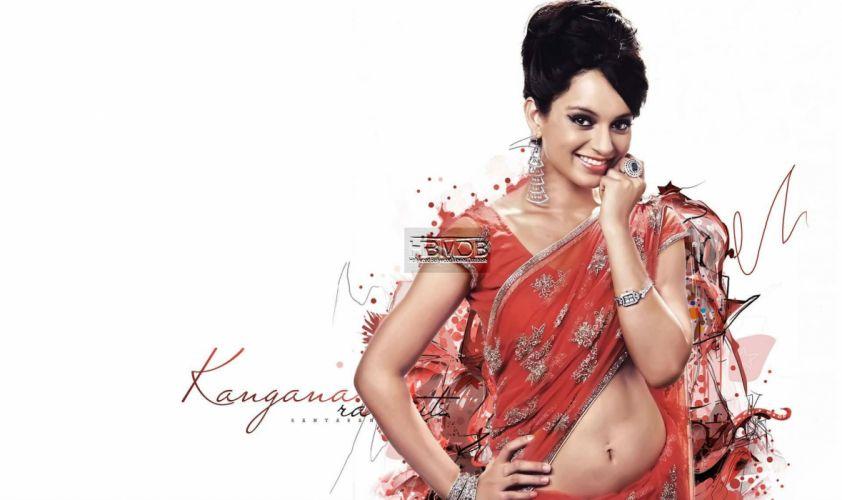 KANGANA RANAUT bollywood actress model babe (25) wallpaper