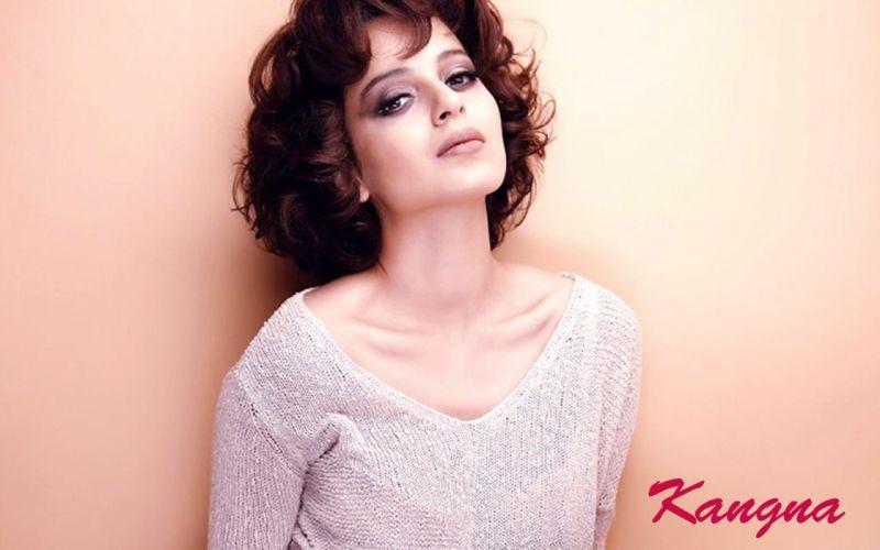 KANGANA RANAUT bollywood actress model babe (31) wallpaper