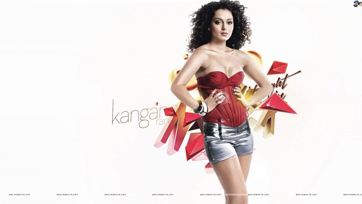 KANGANA RANAUT bollywood actress model babe (29) wallpaper