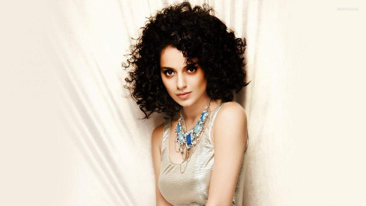 KANGANA RANAUT bollywood actress model babe (32) wallpaper