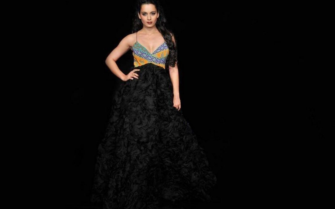 KANGANA RANAUT bollywood actress model babe (37) wallpaper