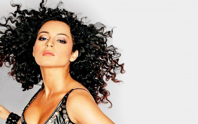 KANGANA RANAUT bollywood actress model babe (39) wallpaper