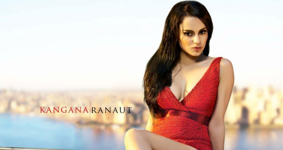 KANGANA RANAUT bollywood actress model babe (42) wallpaper
