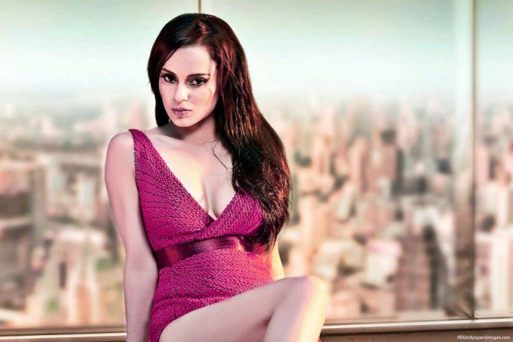KANGANA RANAUT bollywood actress model babe (47) wallpaper