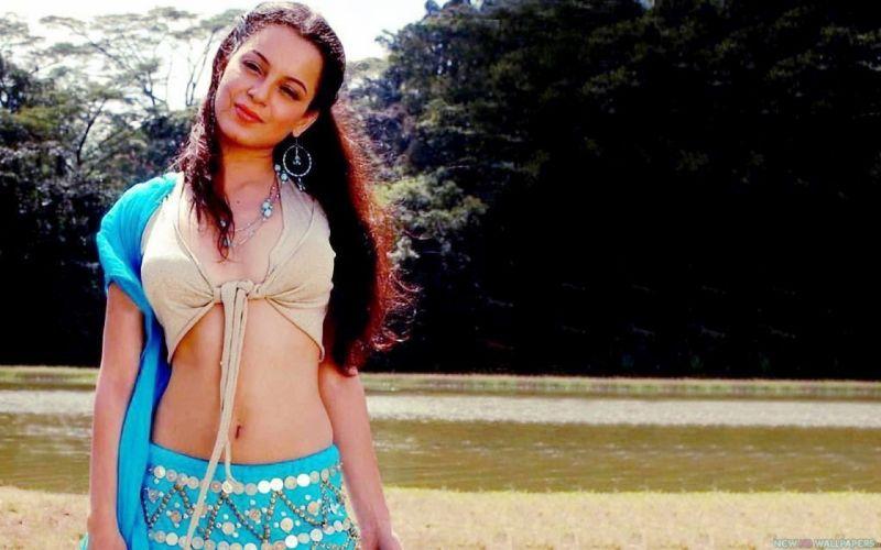 KANGANA RANAUT bollywood actress model babe (49) wallpaper