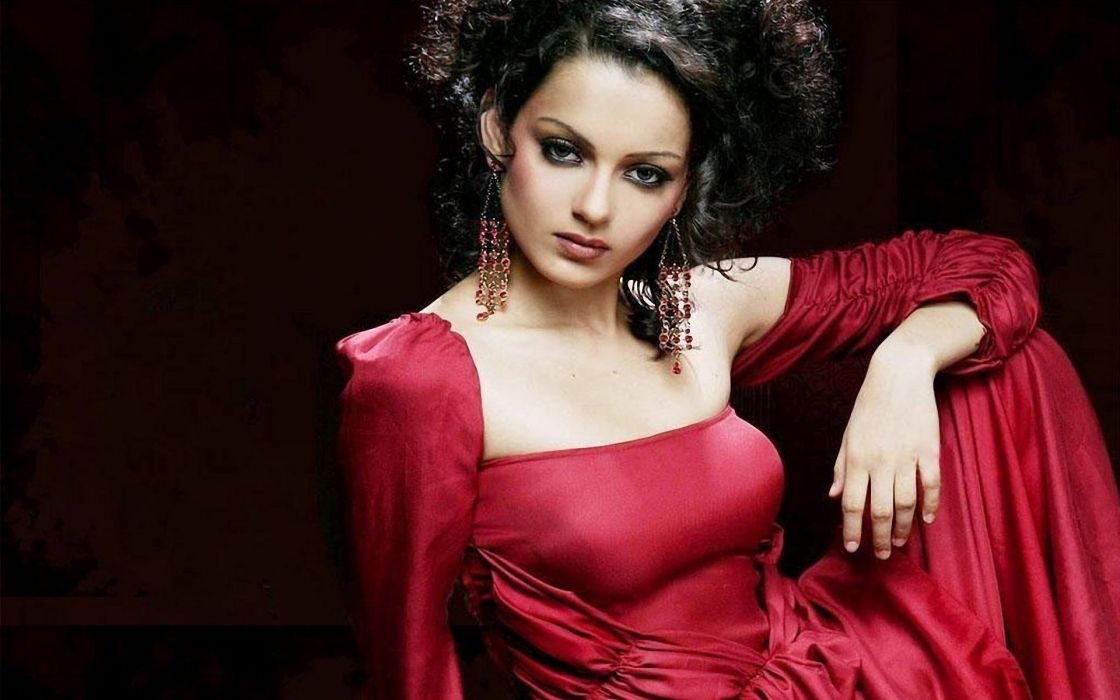 KANGANA RANAUT bollywood actress model babe (58) wallpaper