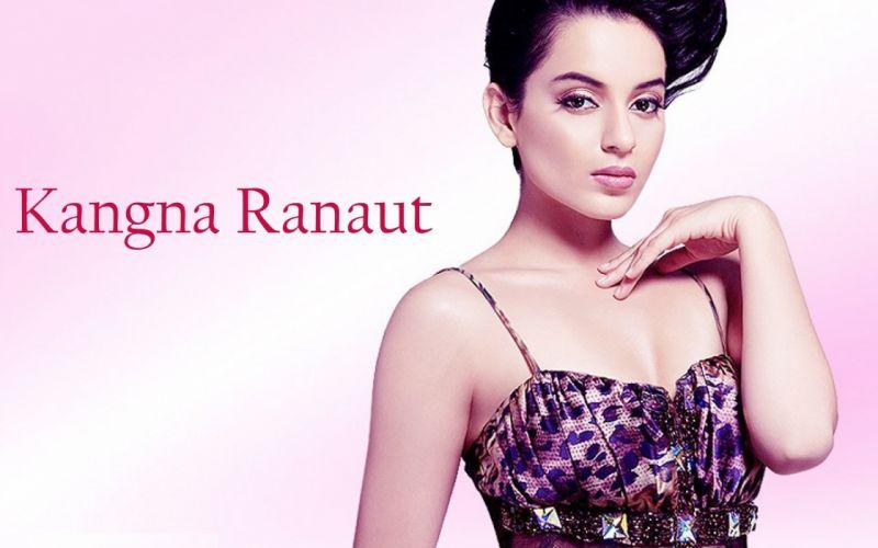 KANGANA RANAUT bollywood actress model babe (67) wallpaper