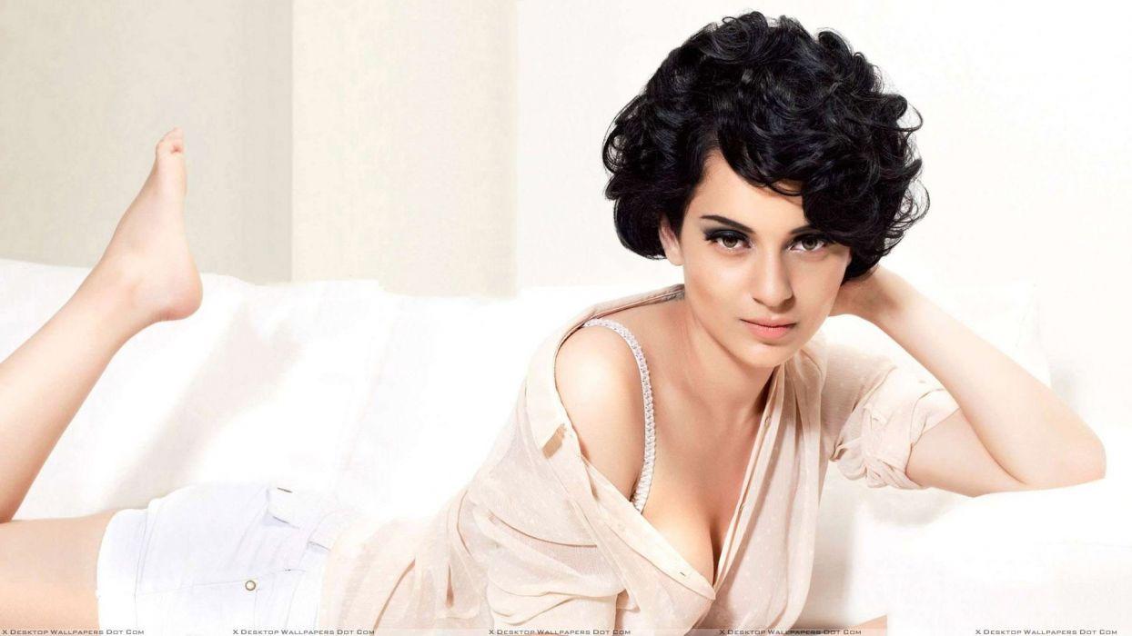 KANGANA RANAUT bollywood actress model babe (69) wallpaper
