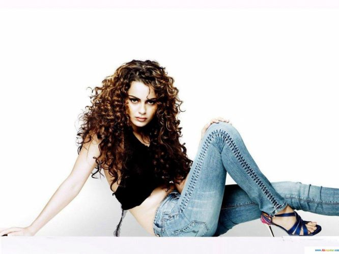KANGANA RANAUT bollywood actress model babe (80) wallpaper