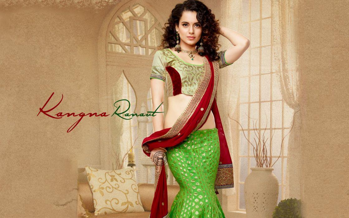 KANGANA RANAUT bollywood actress model babe (82) wallpaper