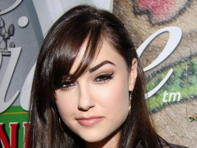 SASHA GREY adult model actress sexy babe (7) wallpaper