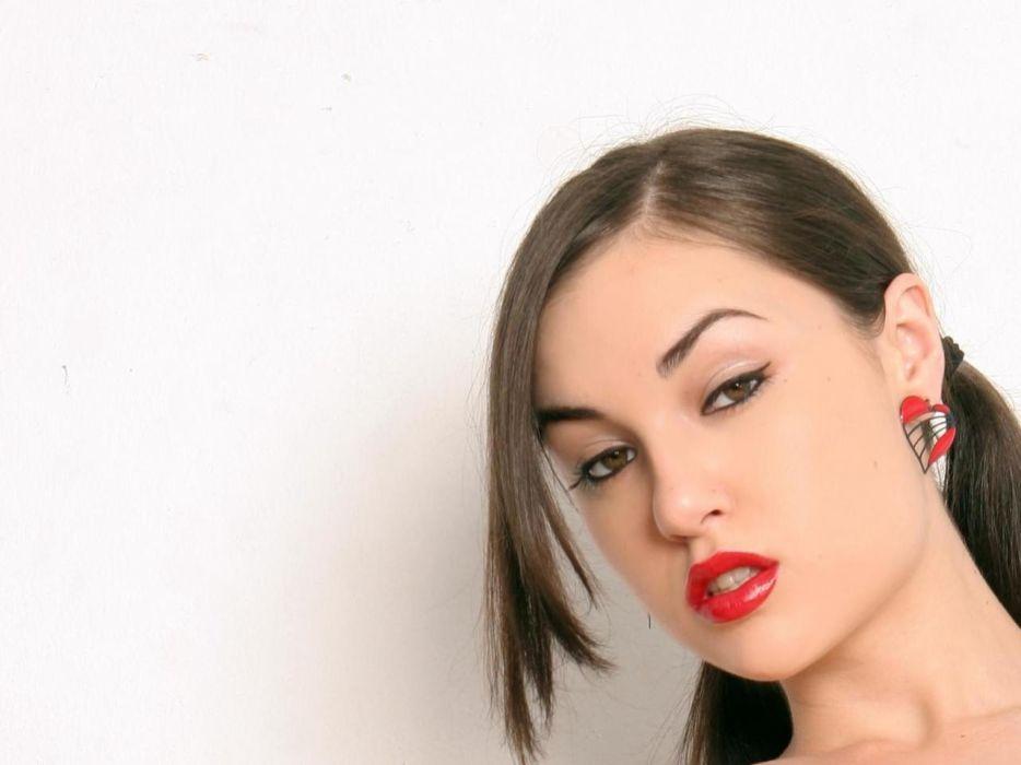 SASHA GREY adult model actress sexy babe (28) wallpaper