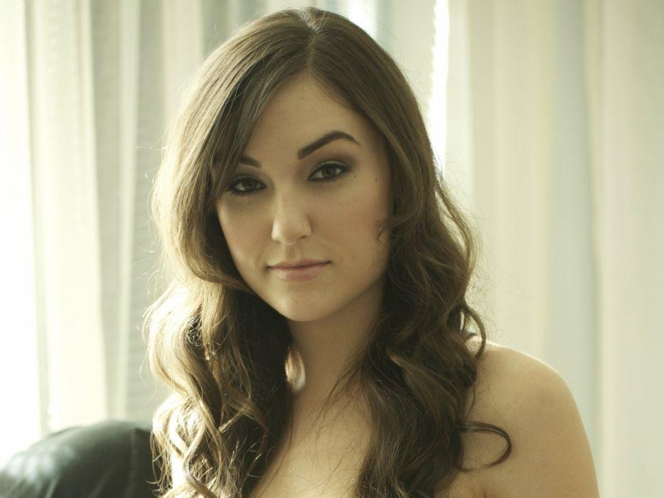 SASHA GREY adult model actress sexy babe (30) wallpaper