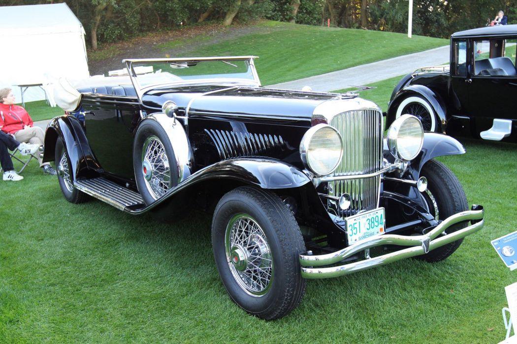 1936 Duesenberg Model-J Riviera Coupe Car Vehicle Classic Retro 1536x1024 (1) wallpaper