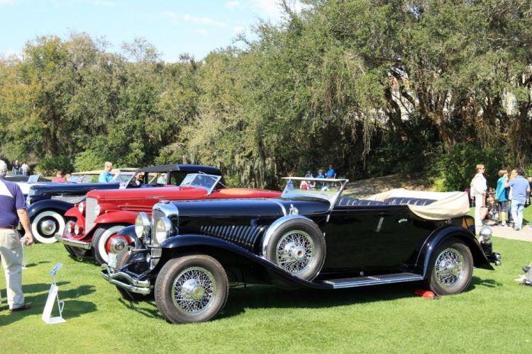 1936 Duesenberg Model-J Riviera Coupe Car Vehicle Classic Retro 1536x1024 (2) wallpaper