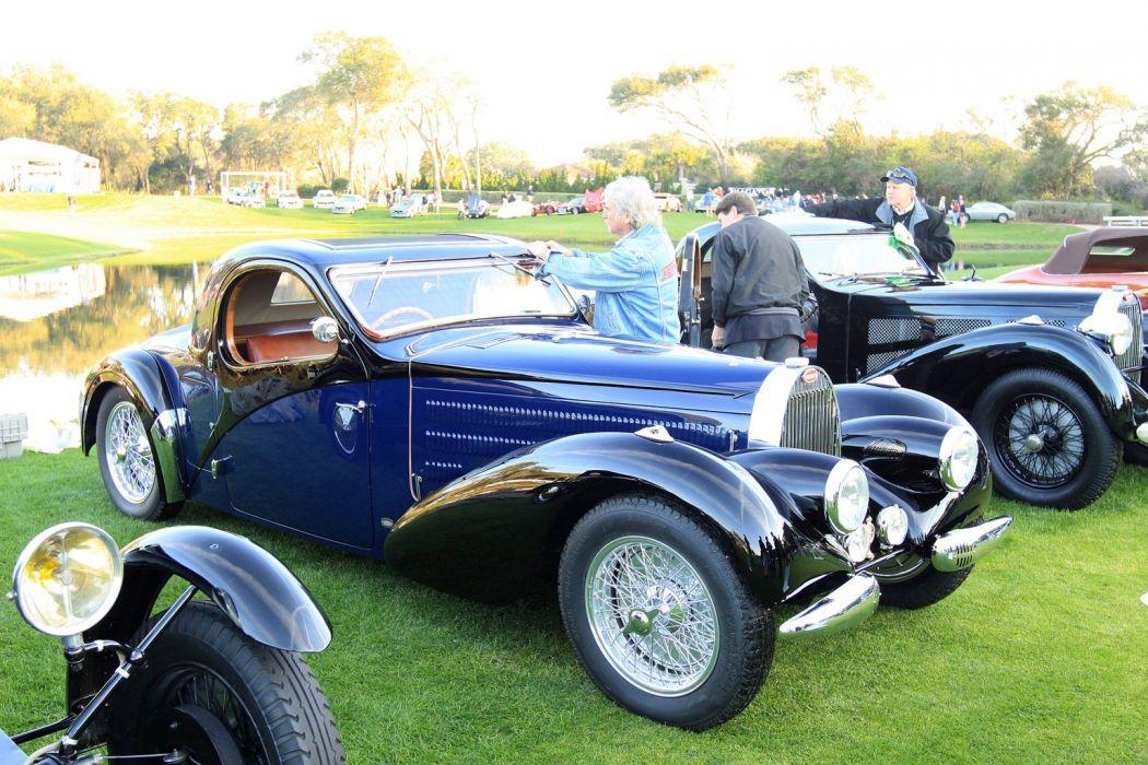 1938 Bugatti Type 57C Atalante 1 wallpaper