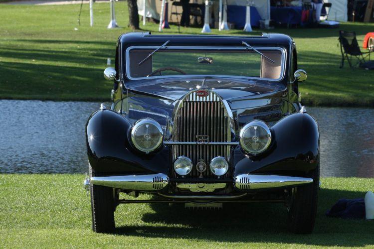 1939 Bugatti Type-57 Atalante Car Vehicle Sport Supercar Sportcar Supersport Classic Retro 1536x1024 (2) wallpaper