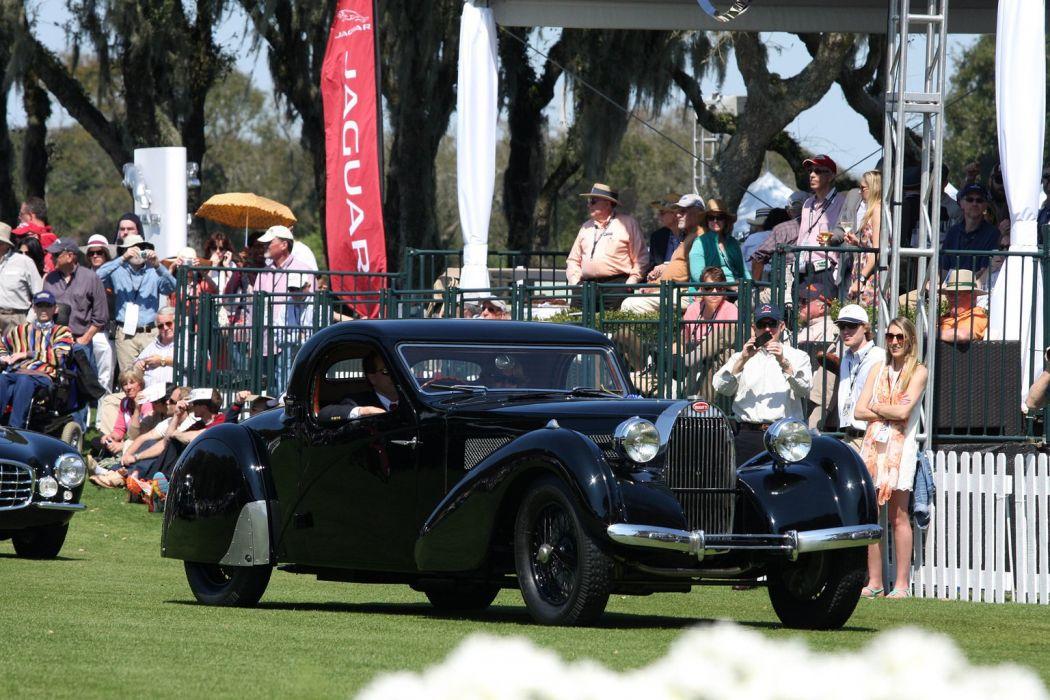 1939 Bugatti Type-57 Atalante Car Vehicle Sport Supercar Sportcar Supersport Classic Retro 1536x1024 (7) wallpaper