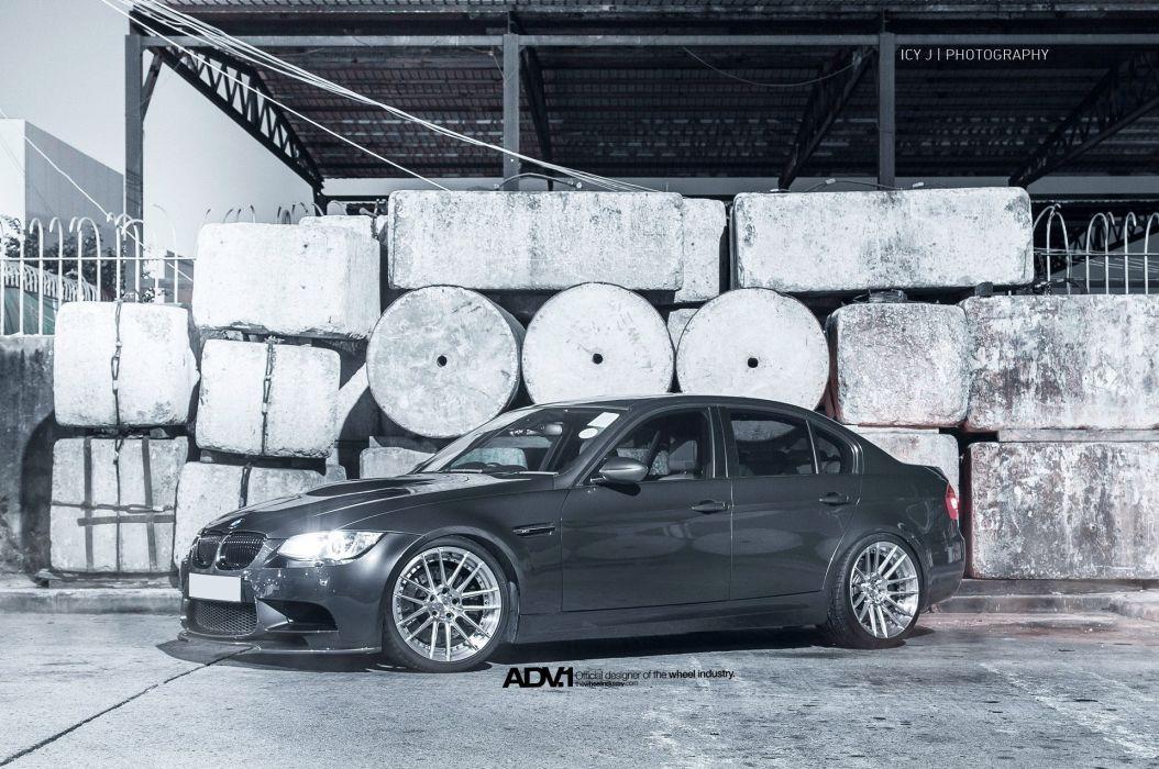 BMW-M3-E90 wallpaper