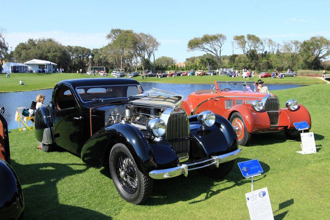 1939 Bugatti Type-57 Atalante Car Vehicle Sport Supercar Sportcar Supersport Classic Retro 1536x1024 (8) wallpaper