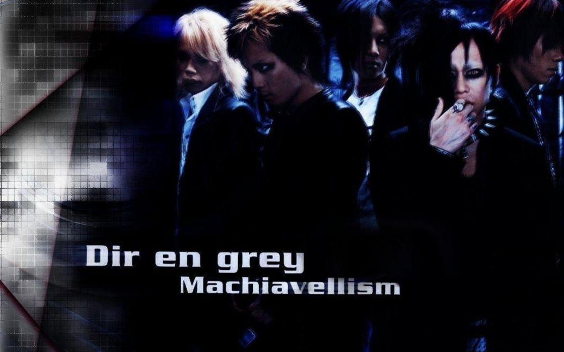 DIR-EN-GREY metal alternative heavy progressive death metalcore hard dir grey jrock visual kei (32) wallpaper