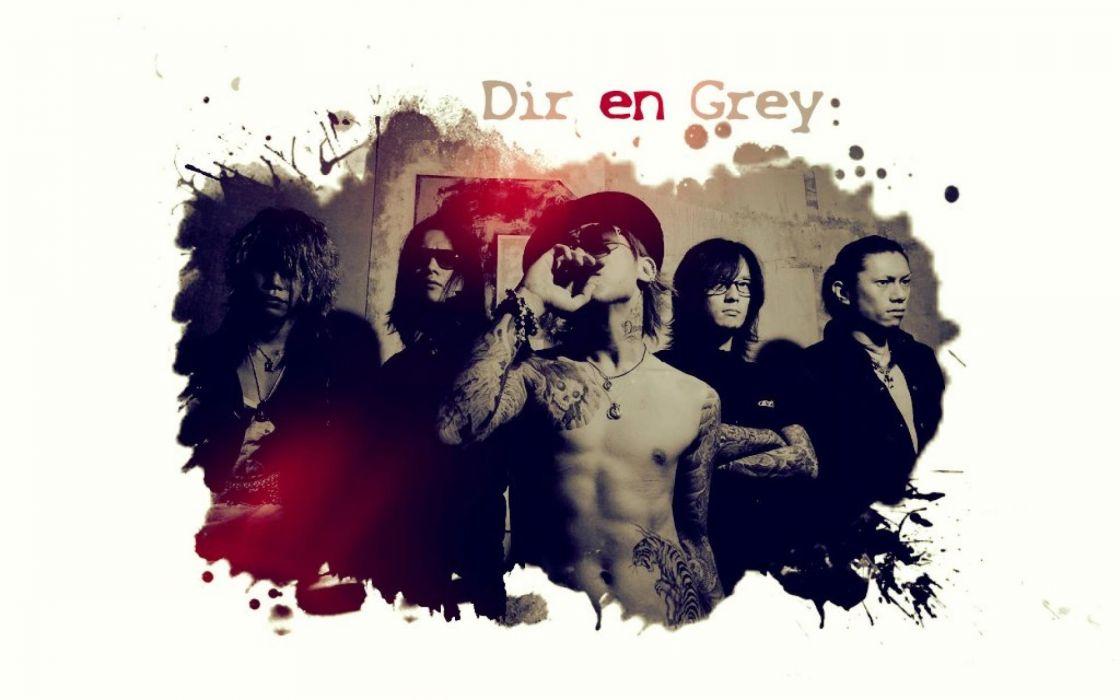 DIR-EN-GREY metal alternative heavy progressive death metalcore hard dir grey jrock visual kei (34) wallpaper