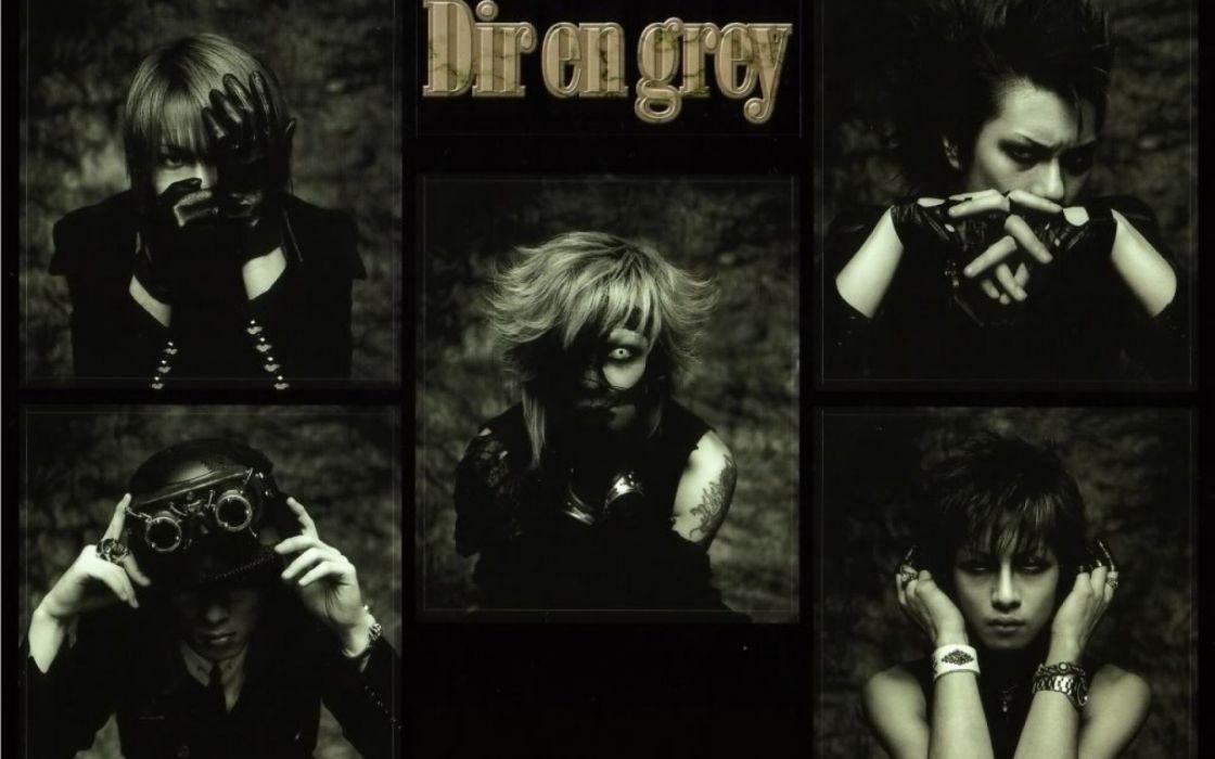 DIR-EN-GREY metal alternative heavy progressive death metalcore hard dir grey jrock visual kei (33) wallpaper