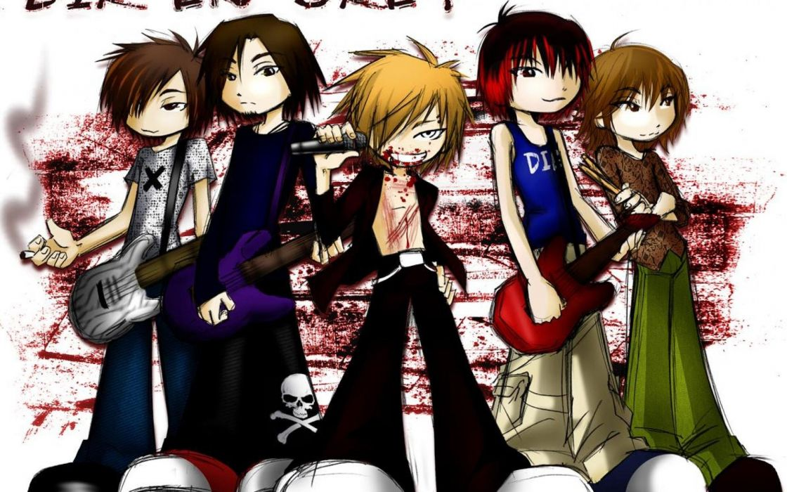DIR-EN-GREY metal alternative heavy progressive death metalcore hard dir grey jrock visual kei (37) wallpaper