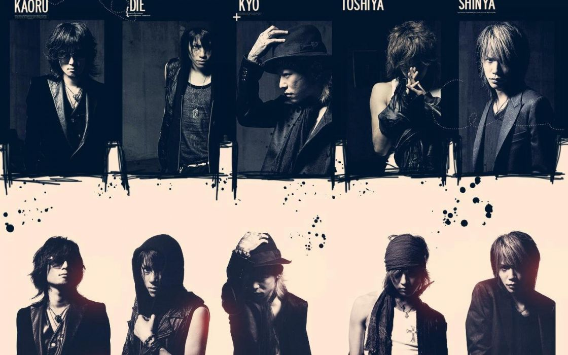 DIR-EN-GREY metal alternative heavy progressive death metalcore hard dir grey jrock visual kei (38) wallpaper